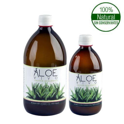 zumo de aloe vera