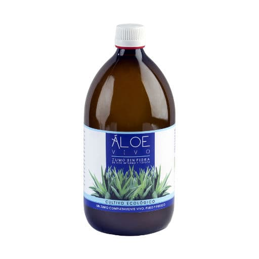 jugo de aloe vera